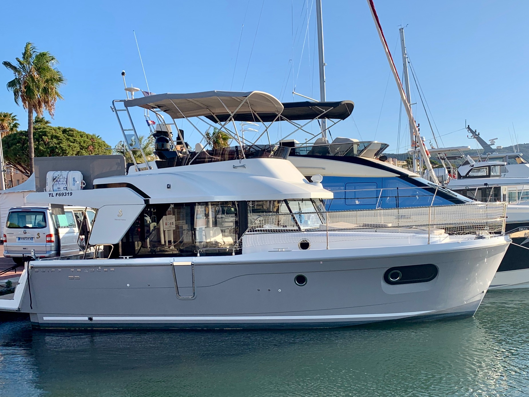 Swift Trawler 35 - 294 000€