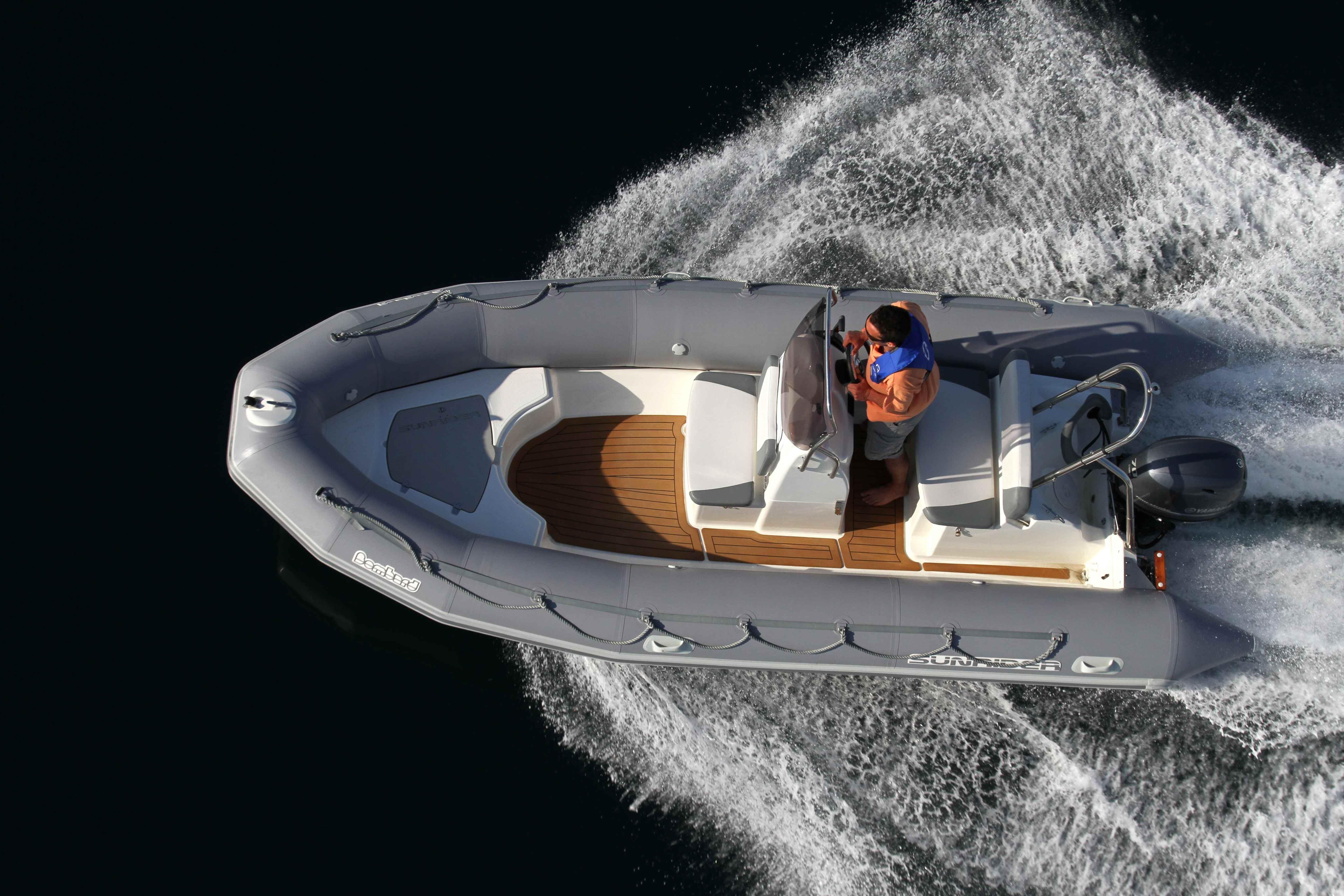 BOMBARD 550 - 28 900 €