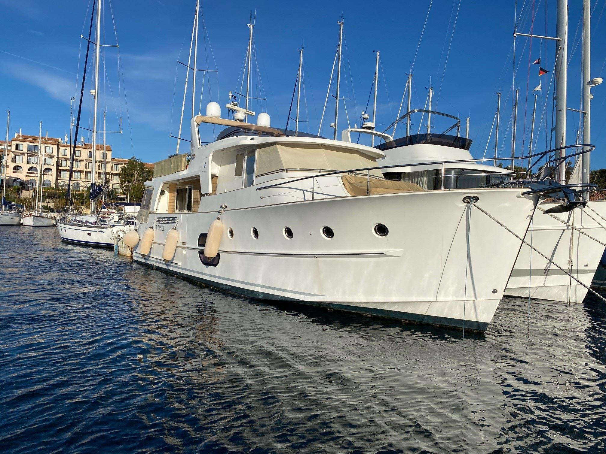 SWIFT TRAWLER 52 - 480 000 €